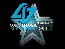 Sticker | Counter Logic Gaming | Cluj-Napoca 2015