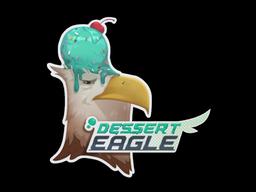 Sticker | Dessert Eagle