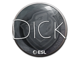 Sticker | DickStacy | Katowice 2019