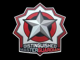 Sticker | Distinguished Master Guardian