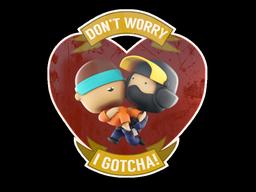 Sticker | Don't Worry