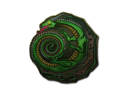 Sticker | Dragon (Foil)