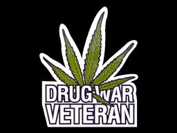 Sticker | Drug War Veteran