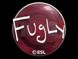 Sticker | FugLy | Katowice 2019