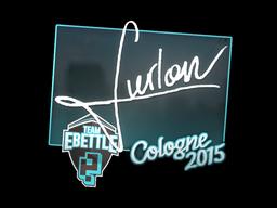 Sticker | Furlan | Cologne 2015