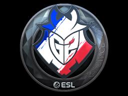 Sticker   G2 Esports (Foil)   Katowice 2019