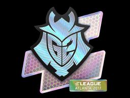 Sticker | G2 Esports (Holo) | Atlanta 2017