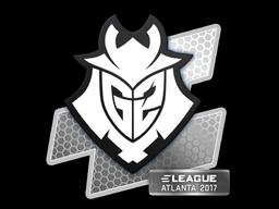 Sticker | G2 Esports | Atlanta 2017
