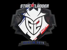 Sticker | G2 Esports | Berlin 2019