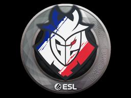 Sticker   G2 Esports   Katowice 2019