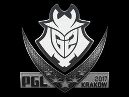 Sticker | G2 Esports | Krakow 2017