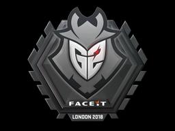 Sticker   G2 Esports   London 2018