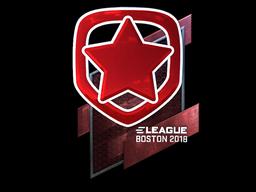 Sticker | Gambit Esports (Foil) | Boston 2018