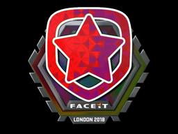 Sticker | Gambit Esports (Holo) | London 2018