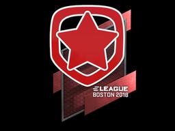 Sticker | Gambit Esports | Boston 2018
