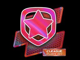 Sticker | Gambit Gaming (Holo) | Atlanta 2017