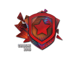 Sticker | Gambit Gaming (Holo) | Cologne 2016