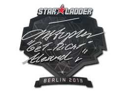 Sticker | GeT_RiGhT | Berlin 2019
