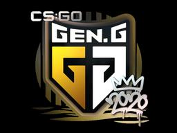 Sticker   Gen.G   2020 RMR