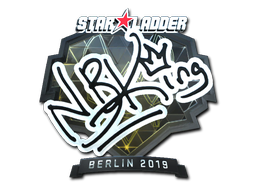 Sticker   NBK- (Foil)   Berlin 2019
