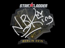 Sticker   NBK-   Berlin 2019