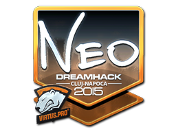 Sticker | NEO (Foil) | Cluj-Napoca 2015