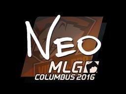 Sticker | NEO | MLG Columbus 2016