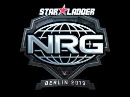 Sticker | NRG (Foil) | Berlin 2019