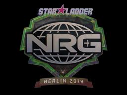 Sticker | NRG (Holo) | Berlin 2019