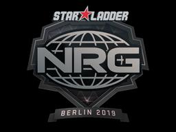 Sticker | NRG | Berlin 2019