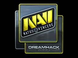 Sticker | Natus Vincere (Foil) | DreamHack 2014