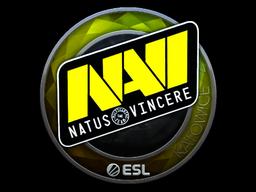 Sticker | Natus Vincere (Foil) | Katowice 2019