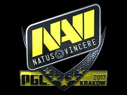Sticker | Natus Vincere (Foil) | Krakow 2017