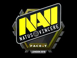 Sticker | Natus Vincere | London 2018