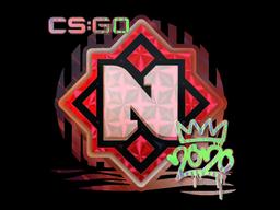 Sticker | Nemiga (Holo) | 2020 RMR