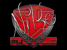 Sticker | NiKo | Krakow 2017