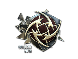 Sticker | Ninjas in Pyjamas (Foil) | Cologne 2016
