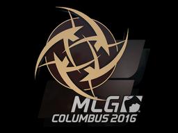 Sticker | Ninjas in Pyjamas | MLG Columbus 2016