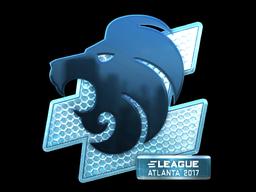 Sticker | North (Foil) | Atlanta 2017