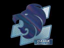 Sticker | North (Holo) | Atlanta 2017