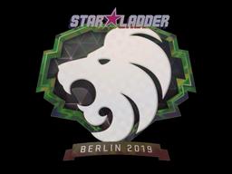 Sticker | North (Holo) | Berlin 2019