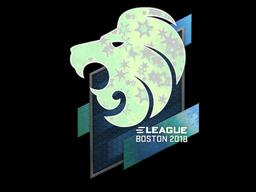 Sticker | North (Holo) | Boston 2018