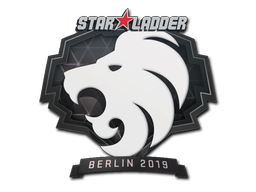Sticker | North | Berlin 2019