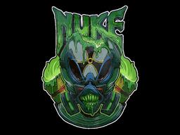 Sticker | Nuke Beast