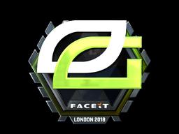 Sticker | OpTic Gaming (Foil) | London 2018