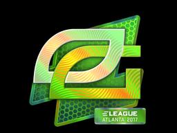 Sticker | OpTic Gaming (Holo) | Atlanta 2017