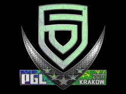 Sticker | PENTA Sports (Holo) | Krakow 2017