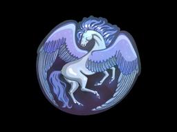 Sticker   Pegasus