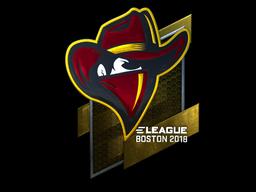 Sticker | Renegades (Foil) | Boston 2018