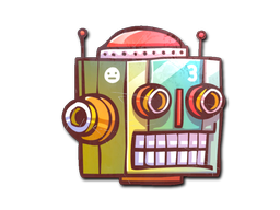 Sticker | Robo